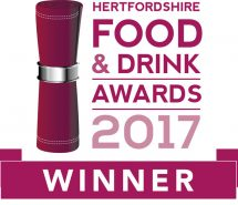 food and drink awards winner 2017
